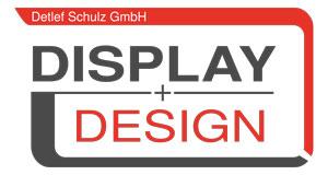 Display + Design Logo