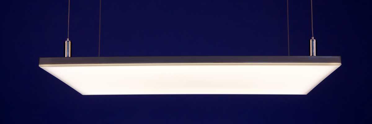 Display + Design LED Leuchte furnilamp